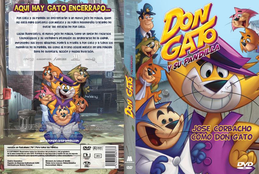 caratula-película-don-gato-españa