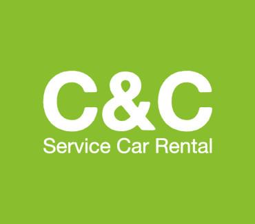 Creación de página web y logotipo para C&C Service Car Rental