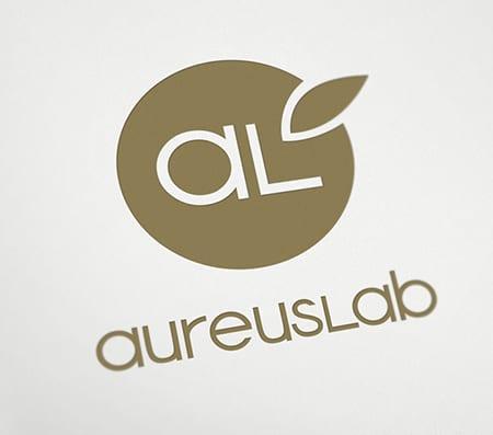 Rediseño de logotipo para AureusLab
