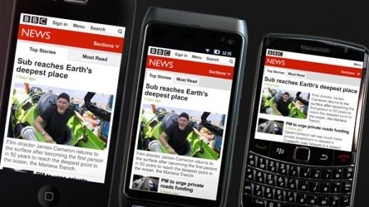 bbc diseño web responsive