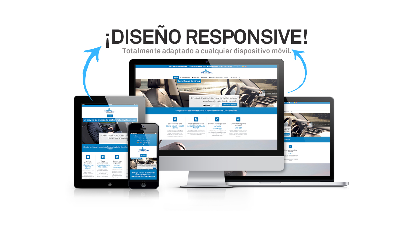 responsive-design-web-page-servicios-turisticos-universal-adapted-to--mobile-devices
