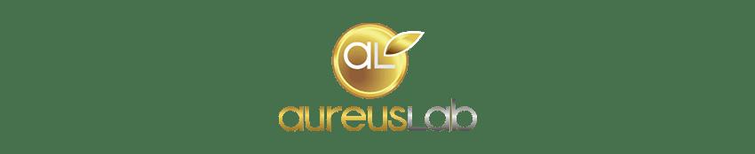 Logo original de AureusLab antes del rediseño