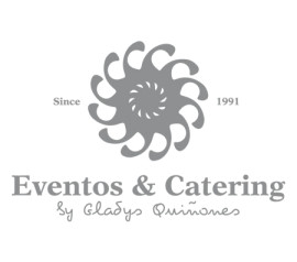 Redesign of logo and applications for Eventos & Catering
