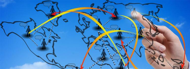 10 claves para internacionalizar tu empresa utilizando internet y las redes sociales