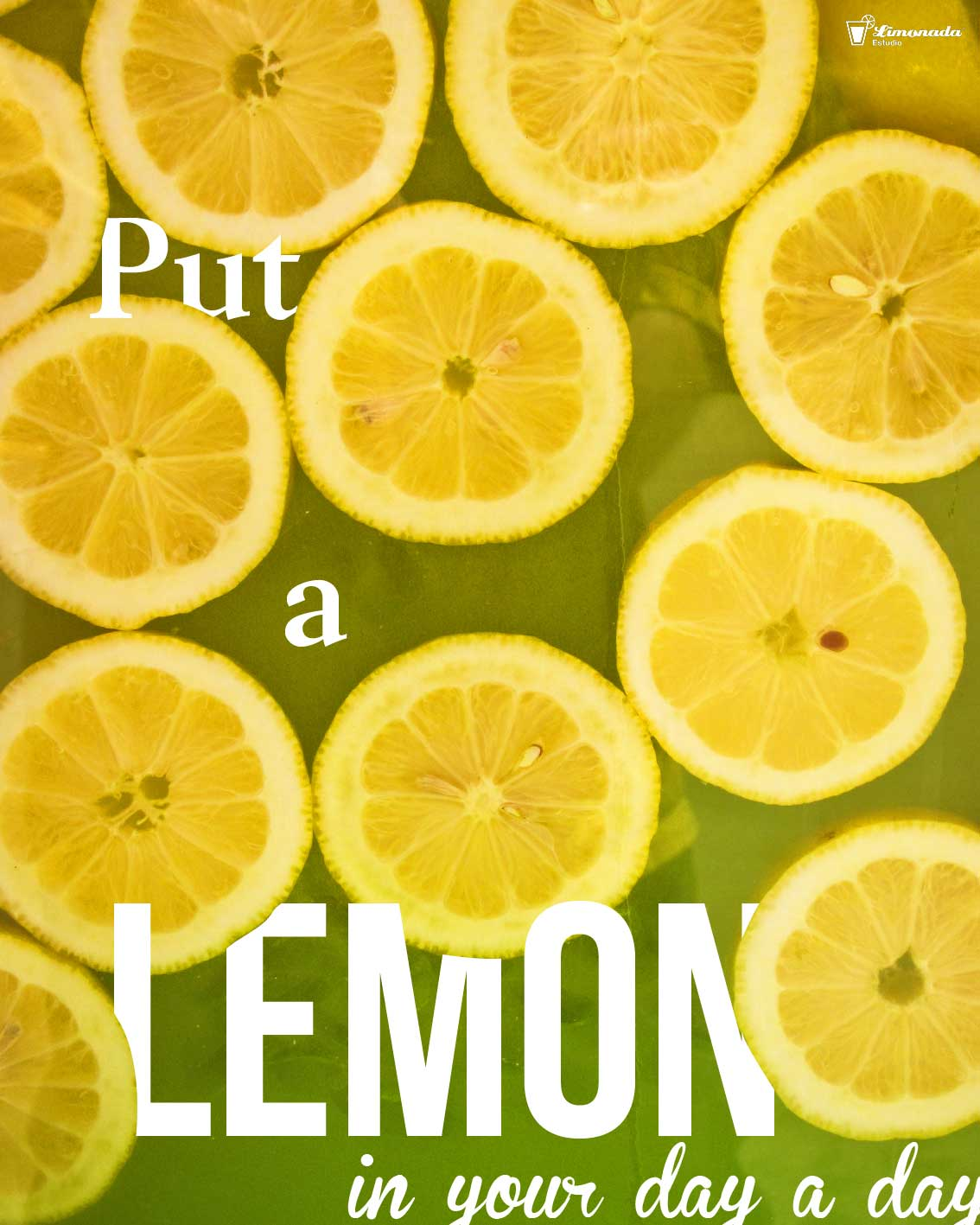 01-Put a lemon in your day a day
