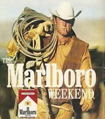 marlboro - anuncio - marrón - psicologia del color - post entrada blog limonada estudio
