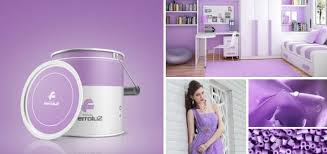 pinturas ferroluz - anuncio - violeta - psicologia del color - post entrada blog limonada estudio