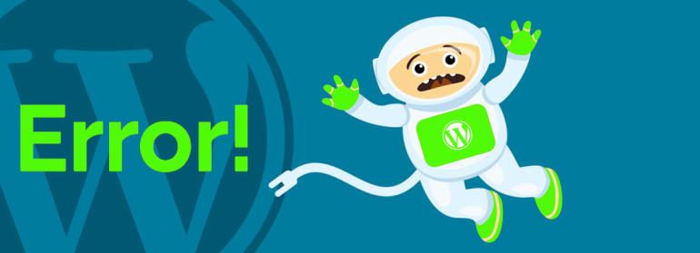 5 errores comunes en páginas web hechas con WordPress