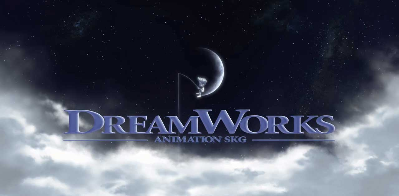 DREAMWORKS VARYING ITS LOGO FOR 20 YEARS | Limonada Estudio
