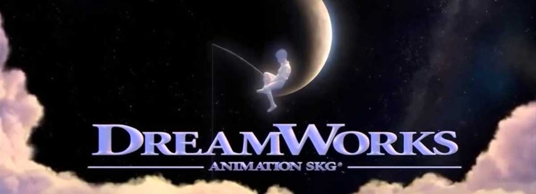 DreamWorks spent 20 years changing its logo