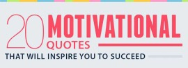 20 Motivational quotes that will inspire you to succeed
