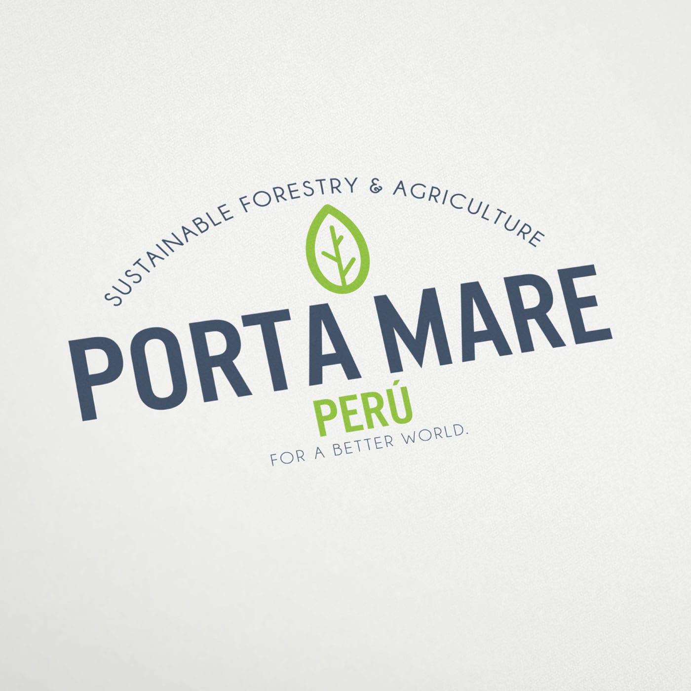 Logo Porta Mare Perú